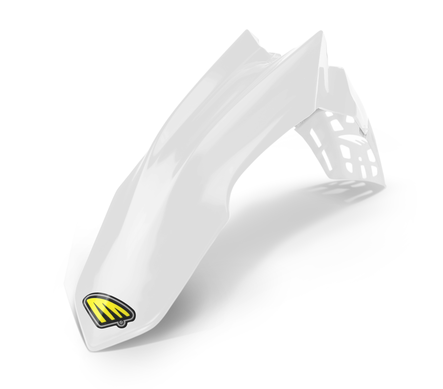 Cycralite Front Fender White