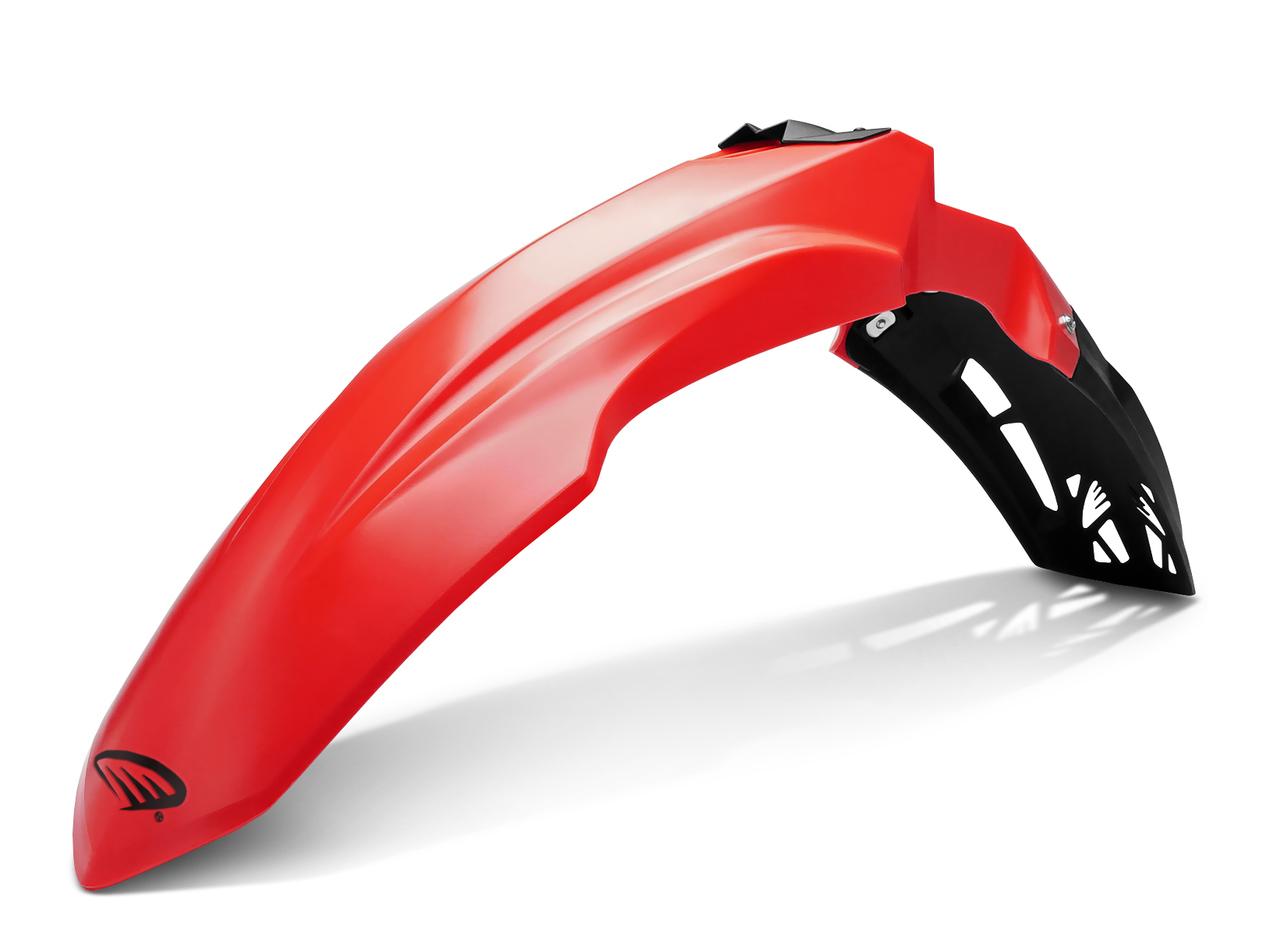 Cycralite Front Fender Red